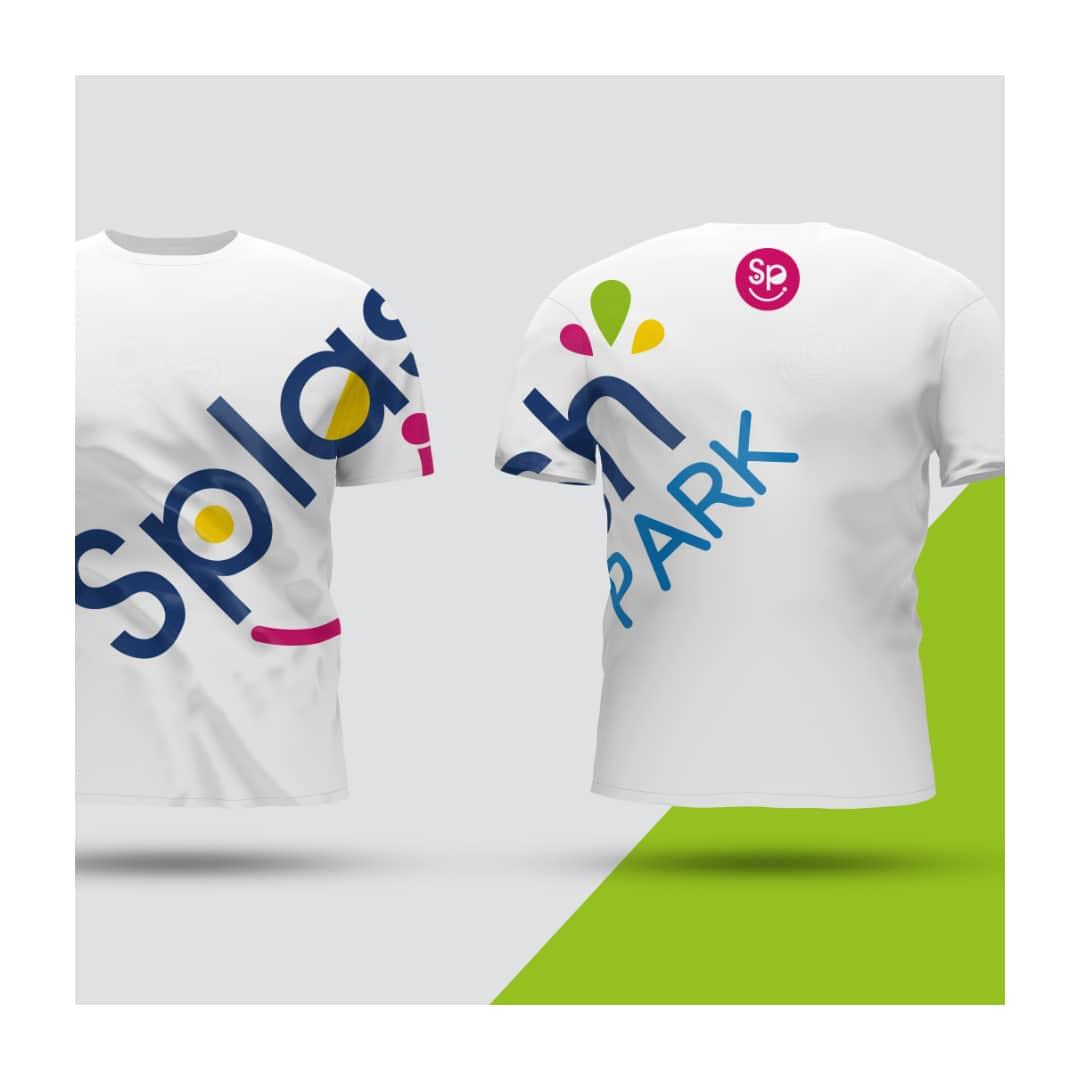 T.shirt Splash Park